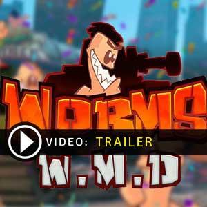 Acheter Worms WMD Clé Cd Comparateur Prix