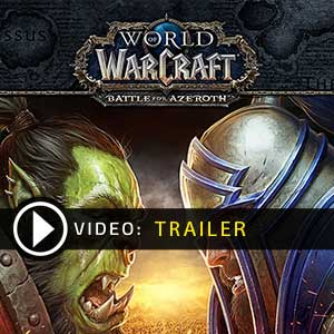 Acheter WoW Battle for Azeroth Expansion Clé Cd Comparateur Prix