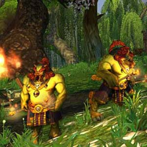World of Warcraft Mists of Pandaria Gameplay