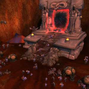 WoW Warlords of Draenor Screenshot Mines de Bloodmaul