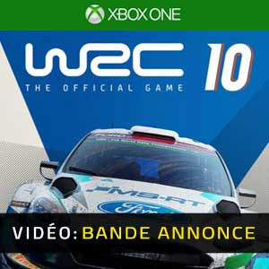 WRC 10 FIA World Rally Championship Xbox One Bande-annonce Vidéo