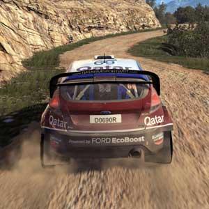 WRC 4 Course de Rallye