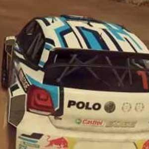 WRC 5 PS4 Course de voiture