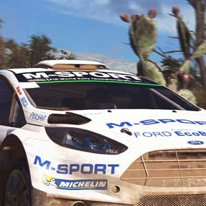 WRC 5 PS4 World Rally Championship