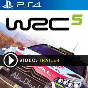 WRC 5 PS4 en boîte ou à télécharger