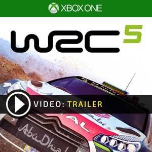 WRC 5 Xbox One en boîte ou à télécharger