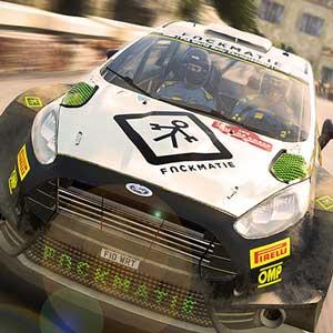WRC 6 Course