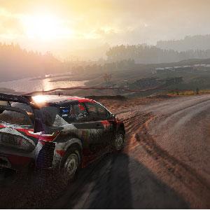 WRC 2017 voitures