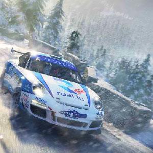 WRC 7 Gameplay Image