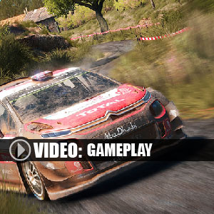 WRC 7 Gameplay Video