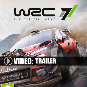 Acheter WRC 7 Clé Cd Comparateur Prix