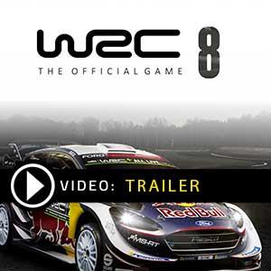 Vidéo de la bande-annonce du championnat du monde des rallyes de la FIA en WRC 8