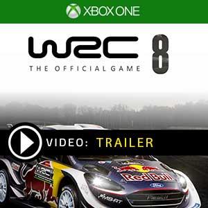 WRC 8 FIA World Rally Championship Xbox One en boîte ou à télécharger
