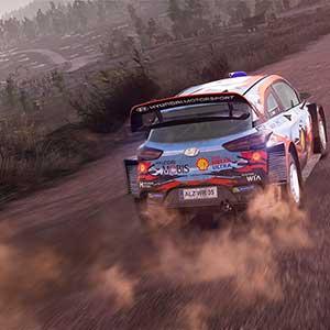 WRC 9 Gameplay</span>