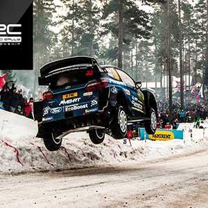 WRC 9 Ford Fiesta Jump</span>
