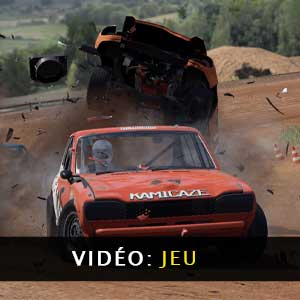 Wreckfest Vidéo de jeu