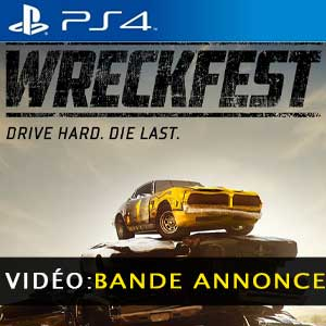 Wreckfest Vidéo de la bande annonce