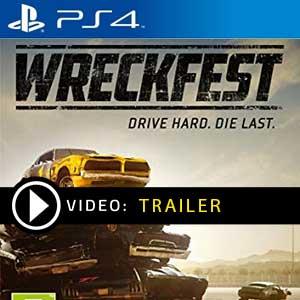 Acheter Wreckfest PS4 Comparateur Prix