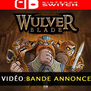 Wulverblade Nintendo Switch Bande-annonce Vidéo