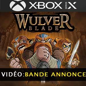 Wulverblade XBox Series X Bande-annonce Vidéo