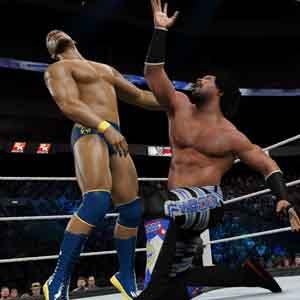 WWE 2K15 PS4 Combat
