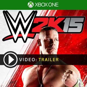 WWE 2K15 Xbox One en boîte ou à télécharger