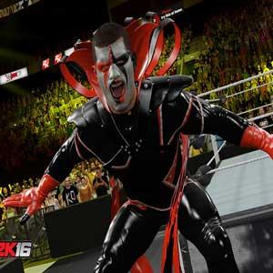 WWE 2K16 Xbox One Stardust