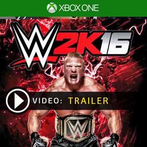 WWE 2K16 Xbox One en boîte ou à télécharger