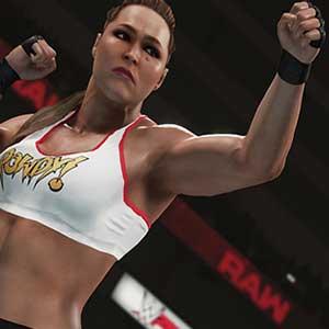 """Rowdy"" Ronda Rousey"