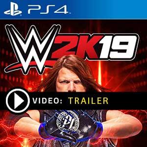 Acheter WWE 2K19 PS4 Comparateur Prix