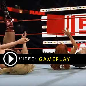 WWE 2K20 Video Gameplay