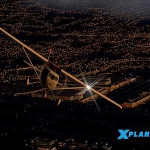 realistic flight simulation