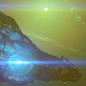 X Rebirth vaisseau spatial