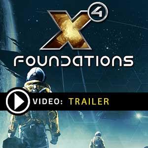 Acheter X4 Foundations Clé CD Comparateur Prix