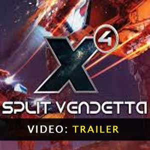 Acheter X4 Split Vendetta Clé CD Comparateur Prix