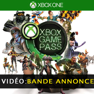 Xbox Game Bande-annonce