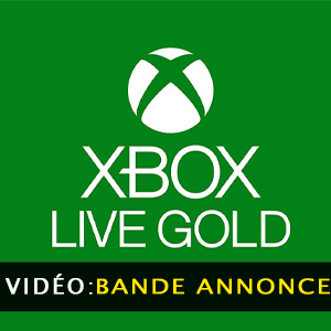 XBOX LIVE GOLD Bande-annonce