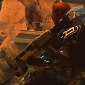 XCOM Enemy Within Gameplay