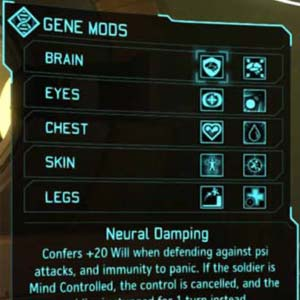 XCOM Enemy Within - Gene Mod