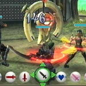 Xenoblade Chronicles 3D Nintendo 3DS Ancient Machine