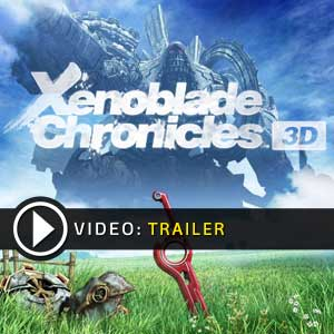 Xenoblade Chronicles 3D Nintendo 3DS en boîte ou à télécharger