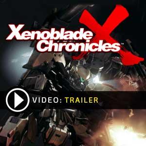 Xenoblade Chronicles X Nintendo Wii U en boîte ou à télécharger