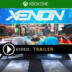 Xenon Racer Xbox One en boîte ou à télécharger