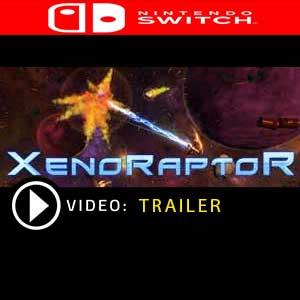XenoRaptor Nintendo Switch Prices Digital or Box Edition