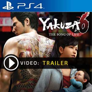 Acheter Yakuza 6 The Song of Life Ps4 Code Comparateur Prix