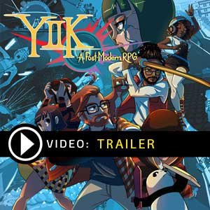 Acheter YIIK A Postmodern RPG Clé CD Comparateur Prix