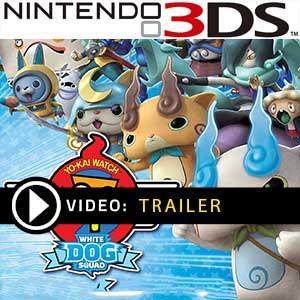 Acheter YO-KAI WATCH Blasters White Dog Squad Nintendo 3DS Comparateur Prix