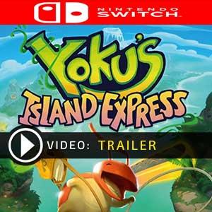 Yokus Island Express Nintendo Switch en boîte ou à télécharger