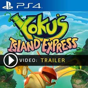 Yokus Island Express PS4 en boîte ou à télécharger