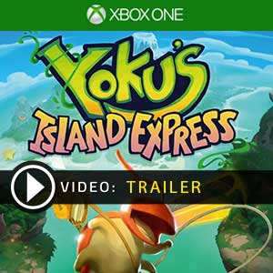 Acheter Yokus Island Express Xbox One Code Comparateur Prix